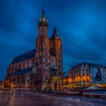 Here is one minute on Krakow´s main market square