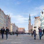 Gdansk:  Strand og storby på samme helg