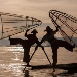 Photography in Myanmar: The fishers at Inle Lake